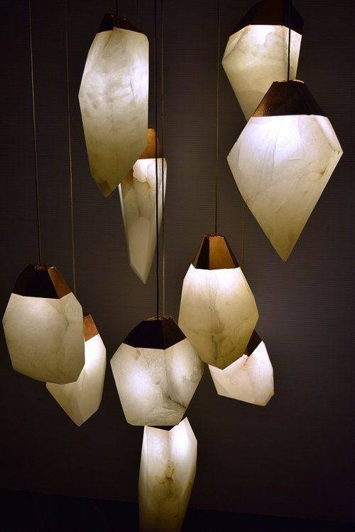 727 Best Pendant Lights Images On Pinterest | Pendant Lights With Regard To Alabaster Pendants (View 2 of 15)
