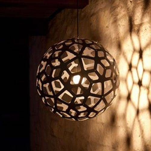 76 Best Lighting Final Images On Pinterest | Pendant Lights With Regard To Coral Pendant Light Replicas (#2 of 15)