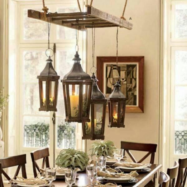 76 Best Lighting Images On Pinterest | Rustic Lighting, Lighting Inside Cottage Style Pendant Lighting (View 9 of 15)