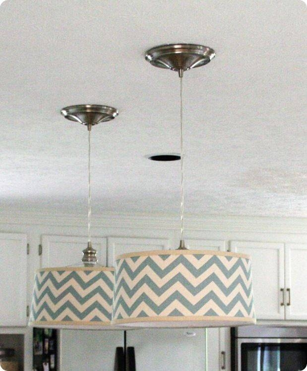 79 Best Lights Images On Pinterest | Lighting Ideas, Home And Diy Regarding Recessed Lights Pendants (View 14 of 15)