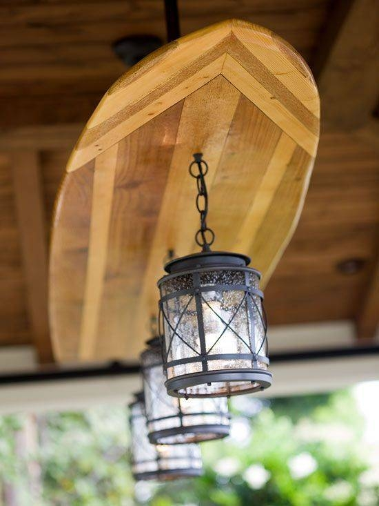 80 Best Beach House Lighting Decor Images On Pinterest | Home Within Beachy Lighting (#3 of 15)