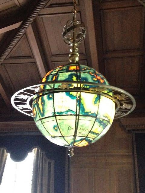 80 Best World Globes Lights Images On Pinterest | World Globes Throughout World Globe Pendant Lights (View 11 of 15)