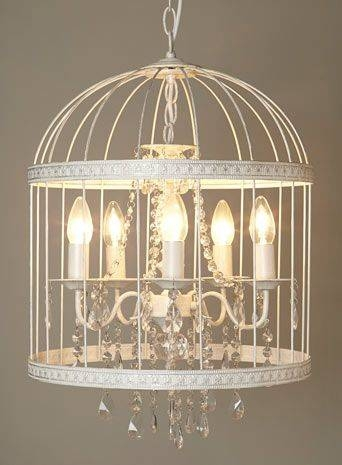 Popular Photo of Birdcage Pendant Light Chandeliers