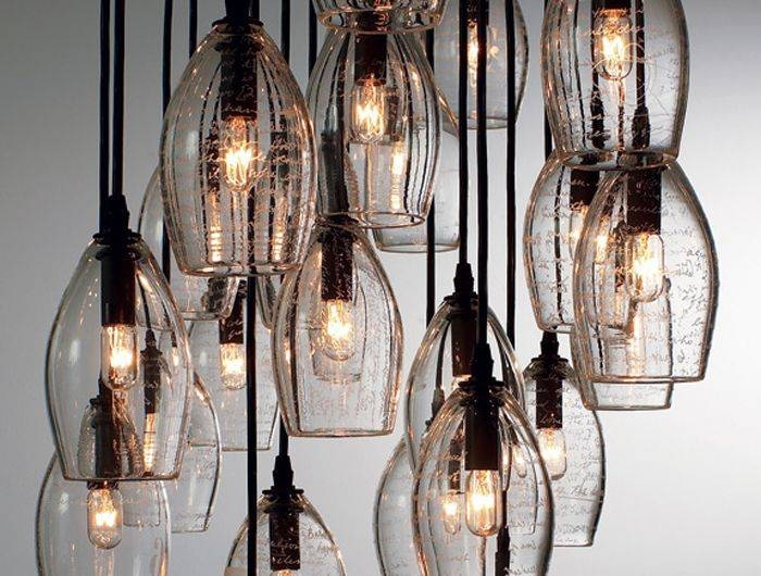 Inspiration about 9 Best Multi Pendant Light Fixture Images On Pinterest | Lighting Intended For Multiple Pendant Lights Fixtures (#4 of 15)