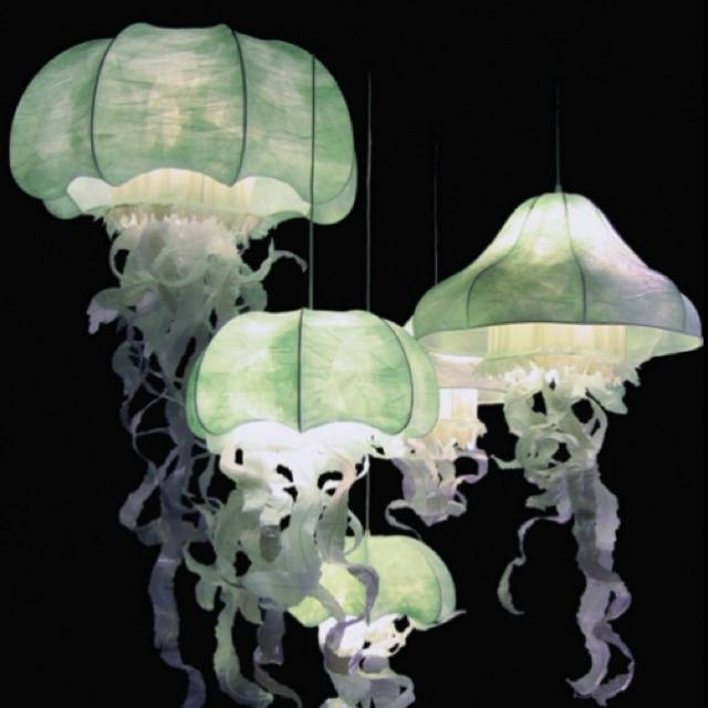 90 Best Jellyfish Lights Images On Pinterest | Jelly Fish, Nature In Jellyfish Lights Shades (#4 of 15)