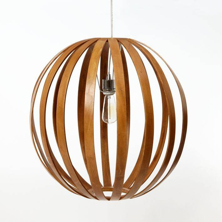 A Perfect Gray: Bentwood Pendant Lights Intended For Bentwood Pendants (#3 of 15)