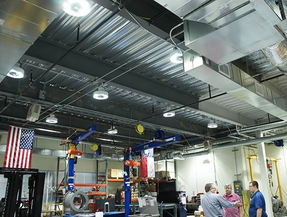 Activeled High Bay Light Fixtures And High Bay Lighting Solutions With Regard To Warehouse Pendant Light Fixtures (View 15 of 15)