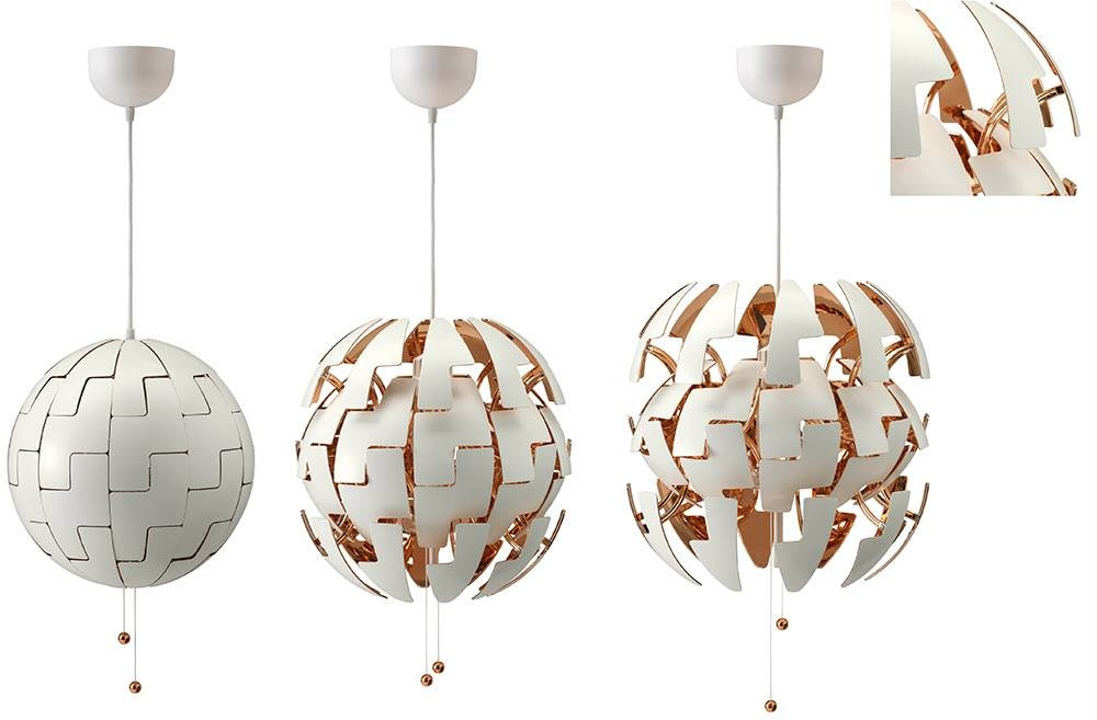 Adam Nguyen's Blog: Love Letter To The Ikea Ps 2014 Light — Surely For Ikea Globe Pendant Lights (View 1 of 15)