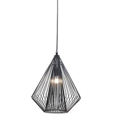 Adorable Wire Pendant Light Chicken Wire Basket Pendant Lamp Barn Inside Corded Pendant Lights (#1 of 15)