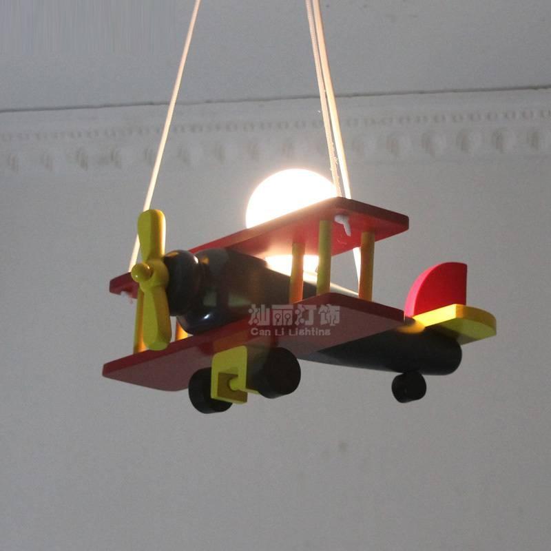 Popular Photo of Airplane Pendant Lights