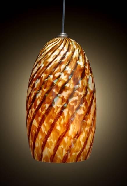 Alabaster Swirl Pendant Light | Artisan Crafted Lighting In Alabaster Pendants (#9 of 15)