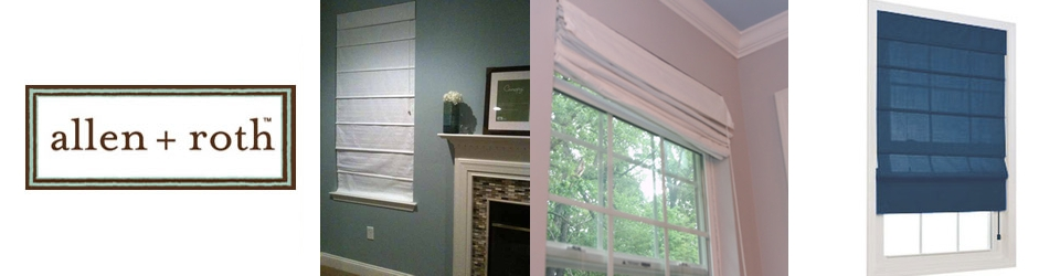 Allen Roth Roman Shades | All About Allen Roth Roman Shades With Allen And Roth Shades (View 4 of 15)