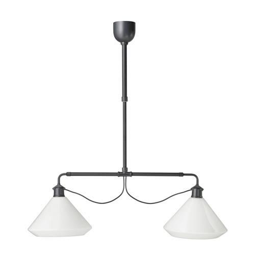 Älvängen Pendant Lamp Double – Ikea For Double Pendant Lights (View 10 of 15)