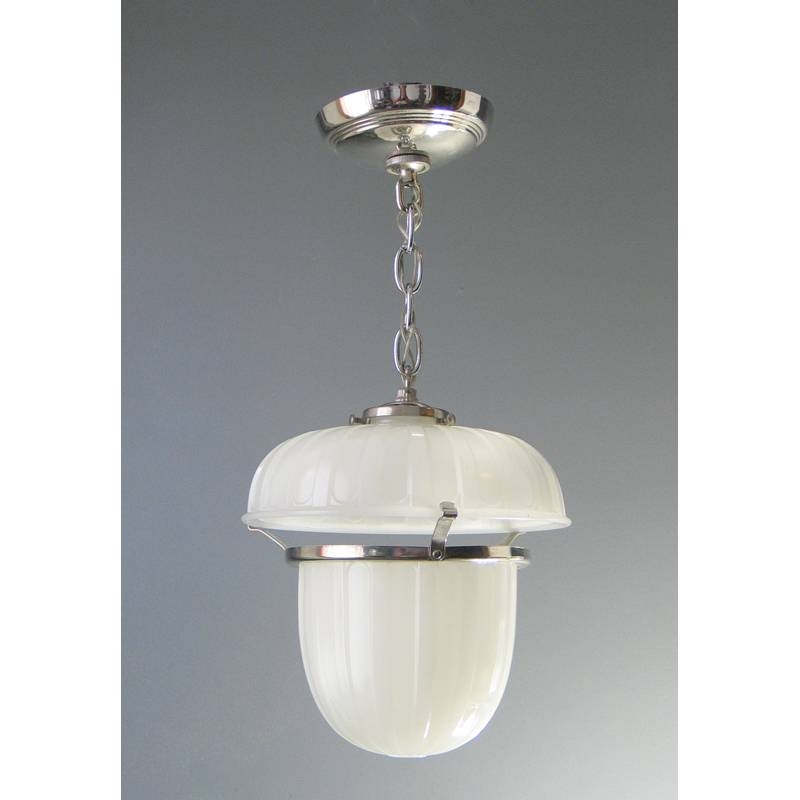 Antique Ceiling Fixtures Regarding Milk Glass Lights Fixtures (View 10 of 15)