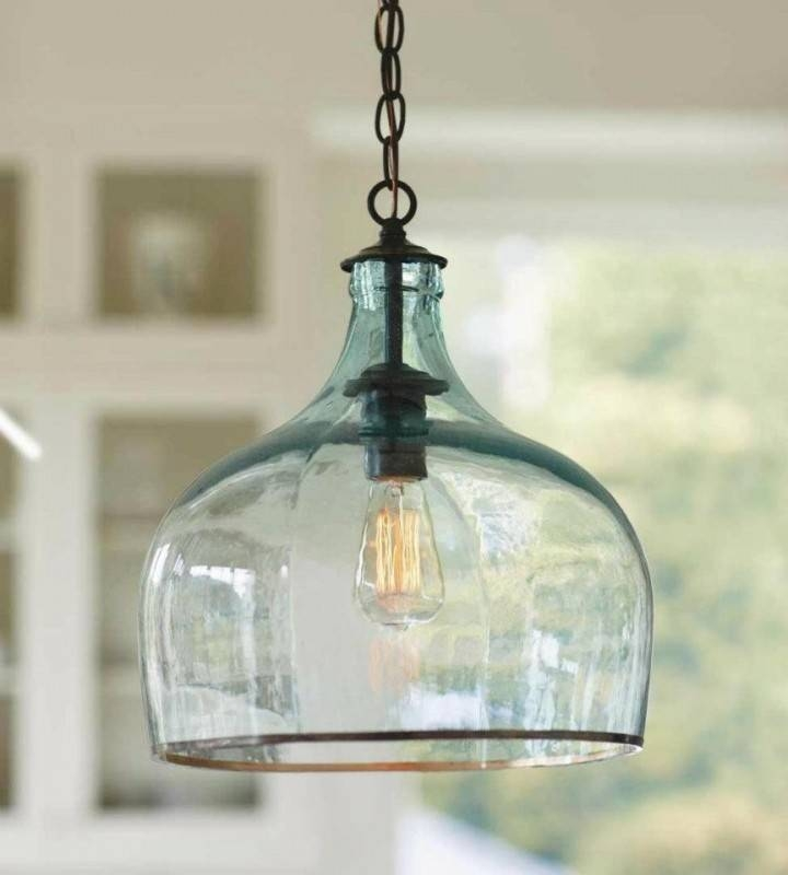 Aqua Pendant Lamp – Foter With Regard To Aqua Pendant Lights (View 4 of 15)