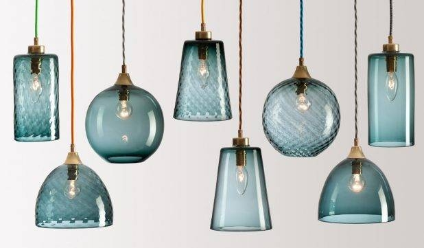 Articles With Artisan Glass Pendant Lighting Tag: Pendant Lighting With Regard To Artisan Glass Pendant Lights (#2 of 15)