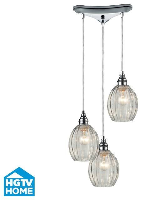 Popular Photo of 3 Pendant Light Kits
