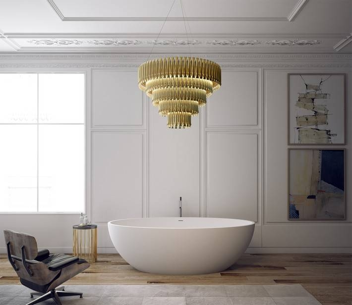 Astonishing Pendant Lights For Your Luxury Bathroom With Luxury Pendant Lighting (View 13 of 15)