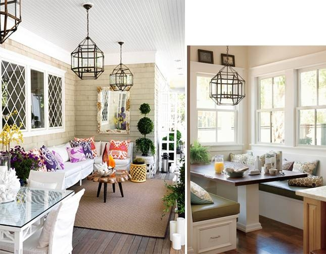 Awesome Lantern Pendant Chandelier 30 Awesome Kitchen Lighting Pertaining To Lantern Style Pendant Lights (#2 of 15)