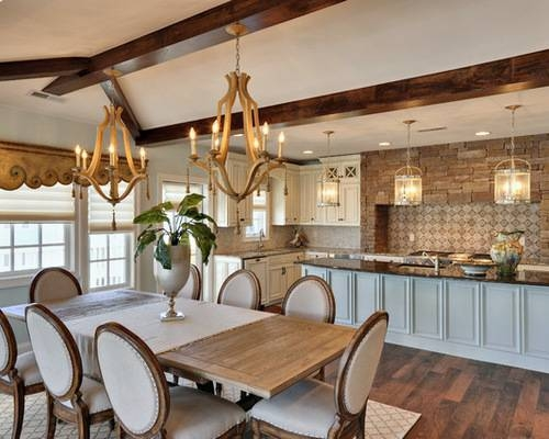 Awesome Pendant Lighting With Matching Chandelier Kitchen Kitchen Regarding Matching Pendant Lights And Chandeliers (#3 of 15)