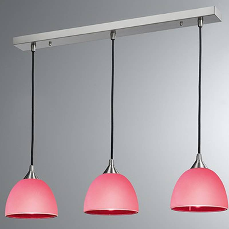 Bar Pendant Lights From Easy Lighting Within 3 Lights Pendant Fitter (View 7 of 15)