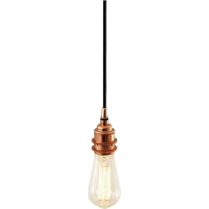 Bare Bulb Filament Single Pendant (#1 of 15)