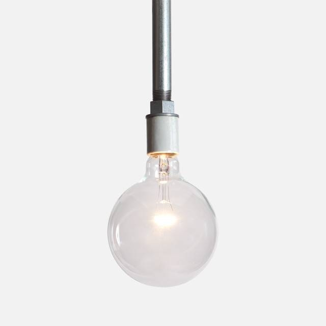 Bare Bulb Pendant Diy (View 4 of 15)