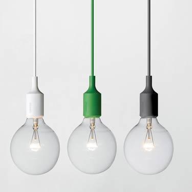 Popular Photo of Exposed Bulb Pendants