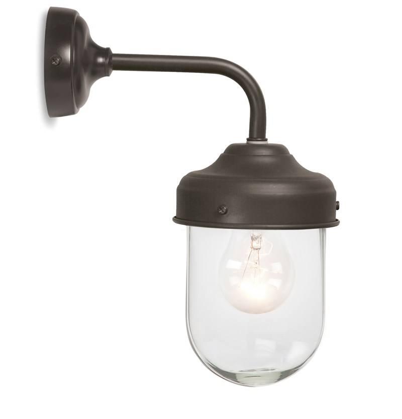 Barn Light In Coffee Bean – Steel | Garden Trading Intended For Barn Lights Uk (#3 of 15)