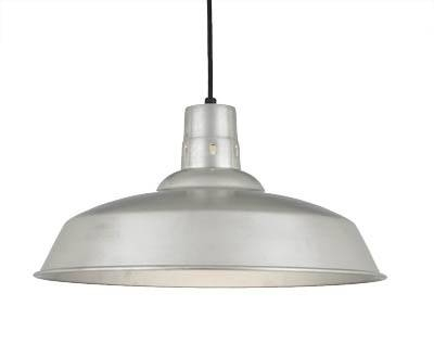 Barn Light Warehouse Pendant Pertaining To Warehouse Pendant Light Fixtures (View 5 of 15)