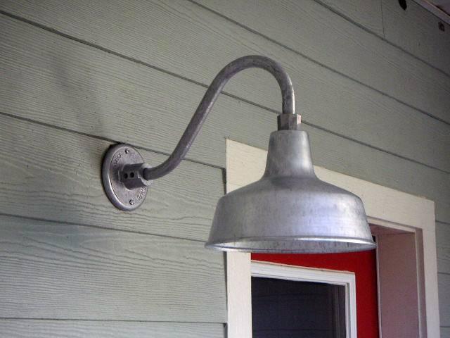 Barn Lights – Holly Mathis Interiors Regarding Galvanized Barn Lights (#2 of 15)