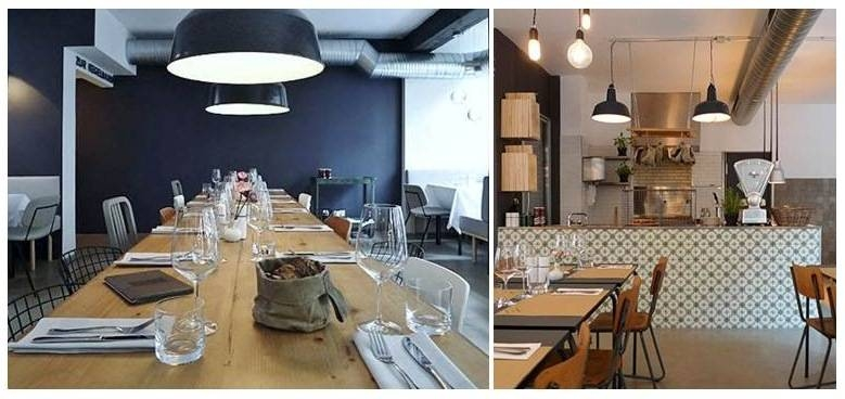 Barn Pendant Lights For Rustic Industrial Restaurant | Blog In Restaurant Pendant Lighting (View 2 of 15)