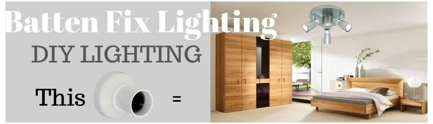 Batten Fix Lightings, Batten Fix Lights Australia, Batten Fix Within Batten Fix Lights Shades (#5 of 15)