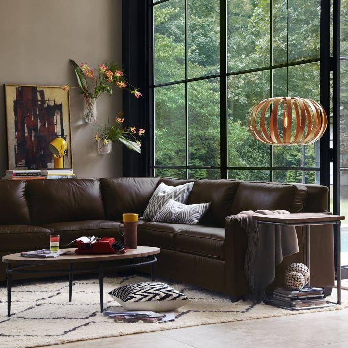 Bentwood Pendants | West Elm Within Bent Wood Pendant Lights (#6 of 15)