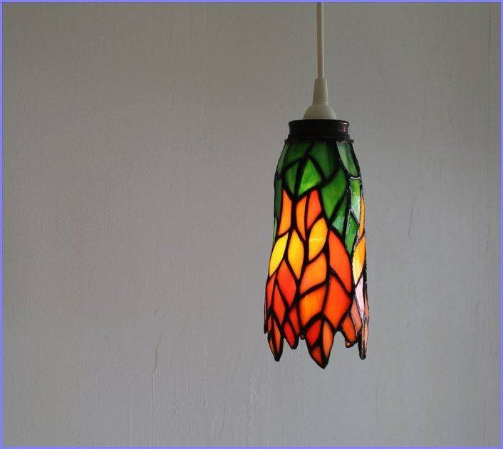 Best 10+ Stained Glass Lamp Shades Ideas On Pinterest | Tiffany Within Stained Glass Pendant Light Patterns (View 3 of 15)