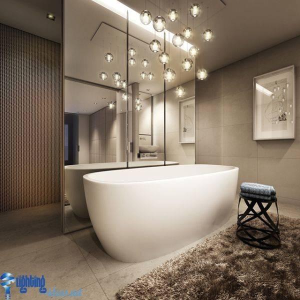 Best 20+ Bathroom Pendant Lighting Ideas On Pinterest | Bathroom In Bathroom Mini Pendant Lights (#5 of 15)