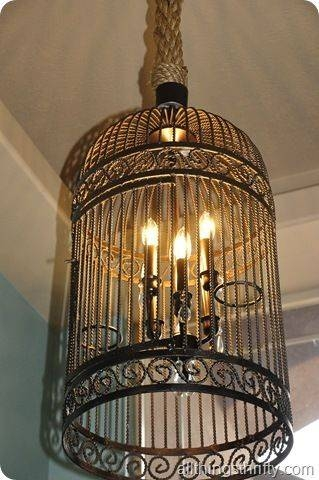Best 20+ Birdcage Chandelier Ideas On Pinterest | Birdcage Light For Birdcage Lighting Chandeliers (#5 of 15)