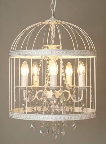 Best 20+ Birdcage Chandelier Ideas On Pinterest | Birdcage Light Within Birdcage Pendant Lights (#4 of 15)
