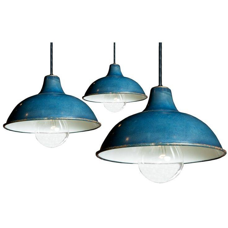 Best 20+ Blue Pendant Light Ideas On Pinterest | Blue Light Bar Within Blue Pendant Lights Fixtures (#4 of 15)