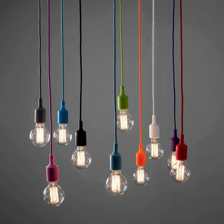 Best 20+ Ceiling Rose Ideas On Pinterest | Victorian Hallway In Coloured Cord Pendant Lights (#8 of 15)