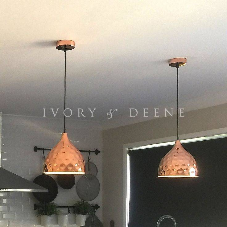 Best 20+ Copper Pendant Lights Ideas On Pinterest | Copper In Hammered Pendant Lights (View 15 of 15)