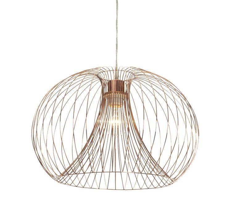 Best 20+ Copper Pendant Lights Ideas On Pinterest | Copper Regarding Corded Pendant Lights (#3 of 15)