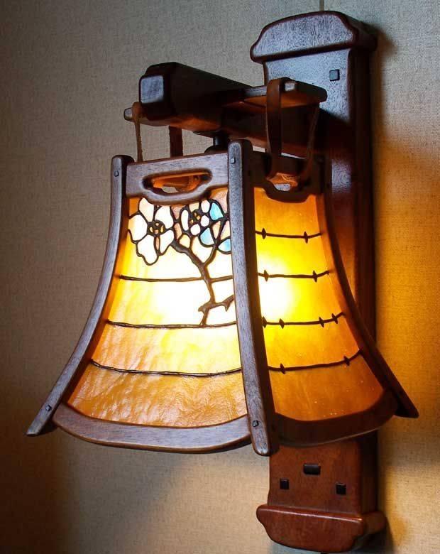 Best 20+ Craftsman Lighting Ideas On Pinterest | Craftsman Kitchen Regarding Arts And Crafts Lights (#10 of 15)