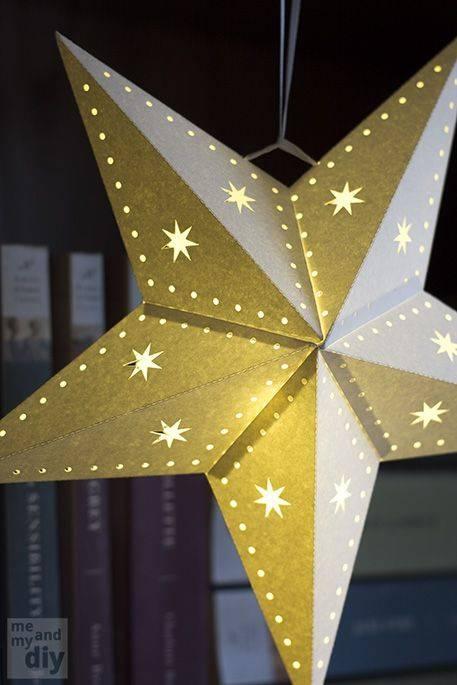Best 20+ Paper Star Lanterns Ideas On Pinterest | Star Lanterns Inside Paper Star Pendant Lights (#4 of 15)