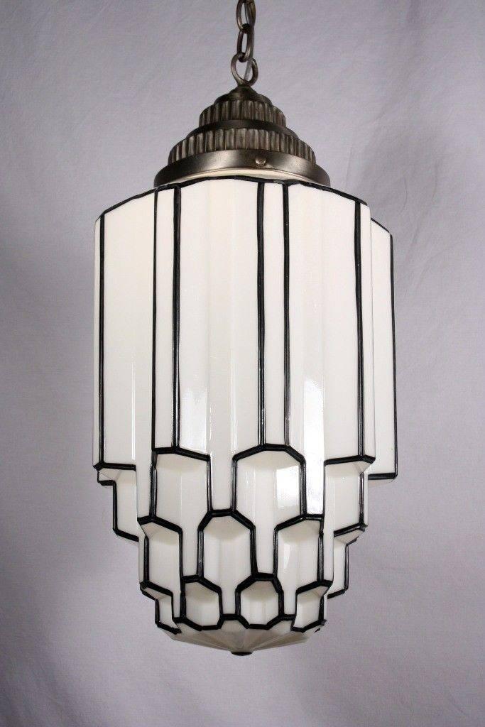 Popular Photo of Art Nouveau Pendant Lights