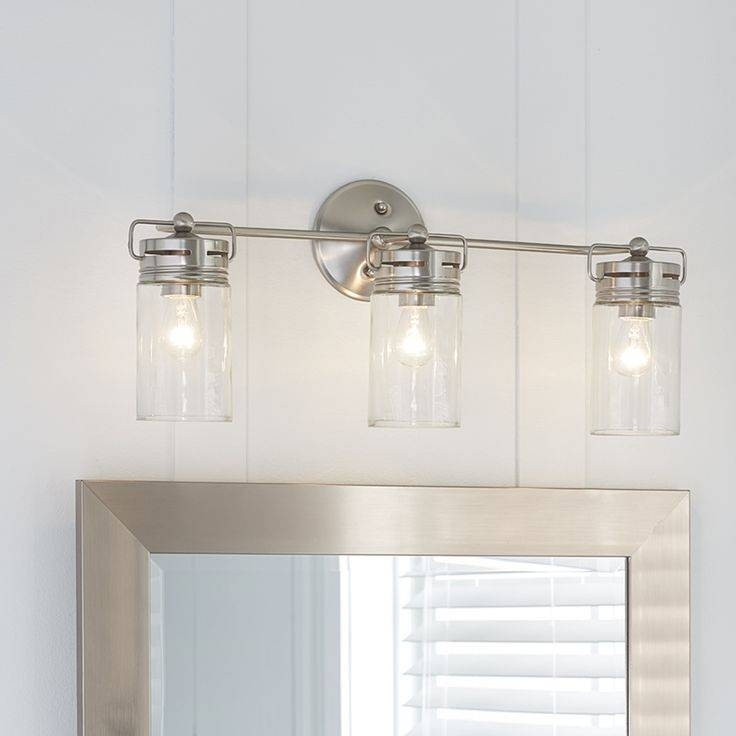 Best 25+ Bathroom Vanity Lighting Ideas Only On Pinterest In Allen Roth Lights Fixtures (#11 of 15)