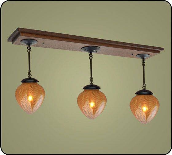 Best 25+ Craftsman Pendant Lighting Ideas On Pinterest | Craftsman Inside Mission Style Pendant Lights (#2 of 15)
