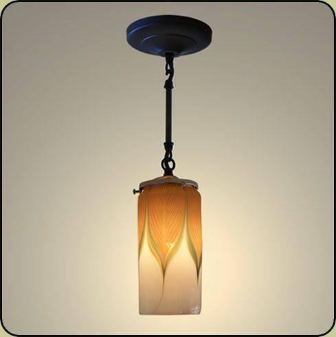 Best 25+ Craftsman Pendant Lighting Ideas On Pinterest | Craftsman Regarding Arts And Crafts Pendant Lighting (View 12 of 15)