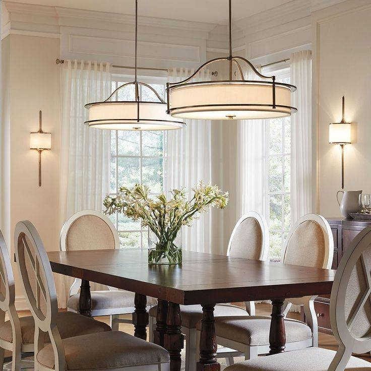 Best 25+ Dining Room Light Fixtures Ideas Only On Pinterest Intended For Pendant Lighting With Matching Chandeliers (#5 of 15)