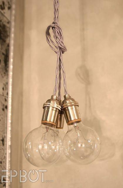 Best 25+ Diy Pendant Light Ideas Only On Pinterest | Hanging With Regard To Make Your Own Pendant Lights (View 11 of 15)